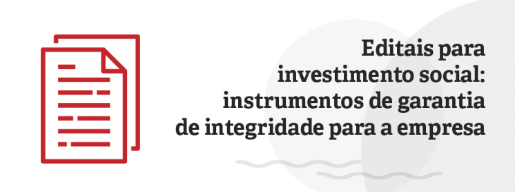 Vantagens que editais para investimento social trazem para sua empresa